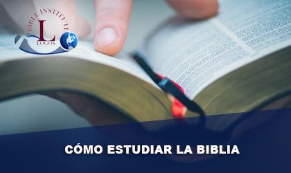 IPTH101 - Como estudiar la Biblia