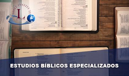 INTS490 - Estudios Bíblicos Especializados