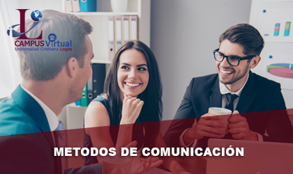 CEP112 Métodos de Comunicación (√)