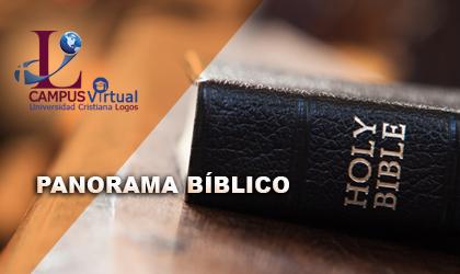 Curso 1- ISYS221  Panorama Bíblico