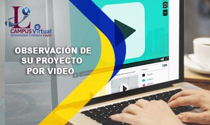 Mes 9 - RES883 Seminario de investigación de doctorado C  Observaciones de su proyecto por video